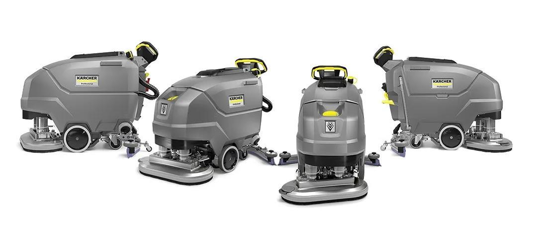 新品上市丨卡赫自走式洗地洗干机 BD 70/75 W Classic Bp,追求卓越清洁表现和操控体验