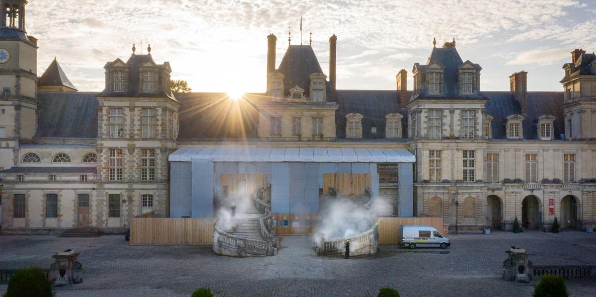 枫丹白露宫殿 -巴黎,法国