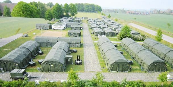 移动野营系统
