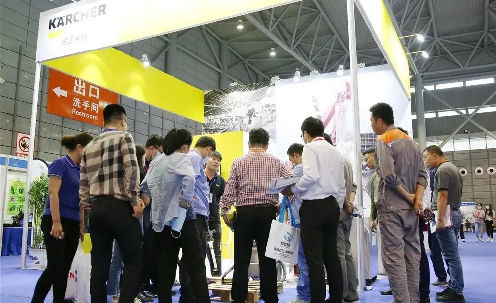 2020中部制博会展后回顾   卡赫:现代清洁科技助力中国制造