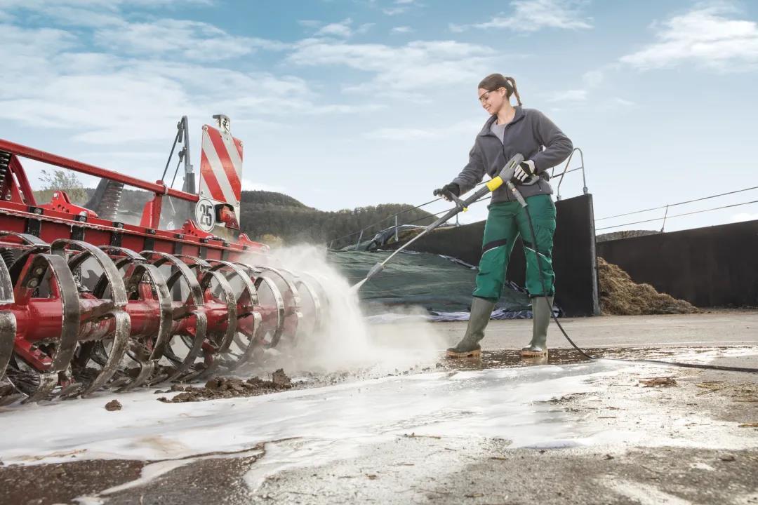 冬季低温该如何使用与维护清洁设备?