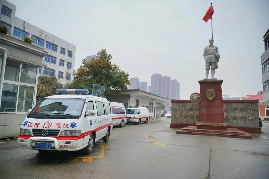德国卡赫全自动往复式龙门洗车机助攻南通急救中心