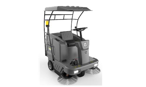 驾驶式扫地车KM 130/130