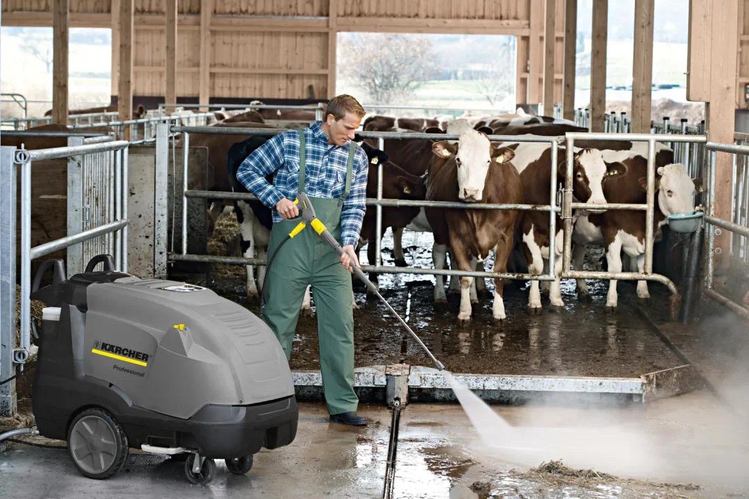 移动式热水高压清洗机 HDS 10/20