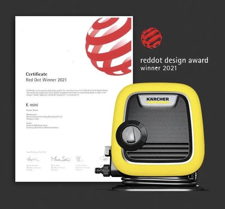 卡赫斩获多项国际设计大奖,卓越品质成就工业美学