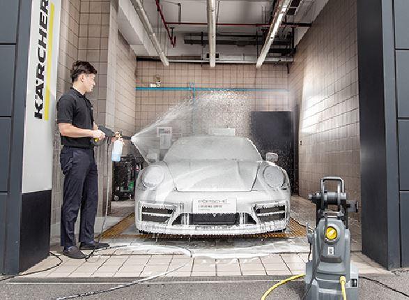 商业洗车中心