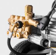 优质纯铜泵体,高端耐磨工艺柱塞  强悍压力表现,寿命亦长久