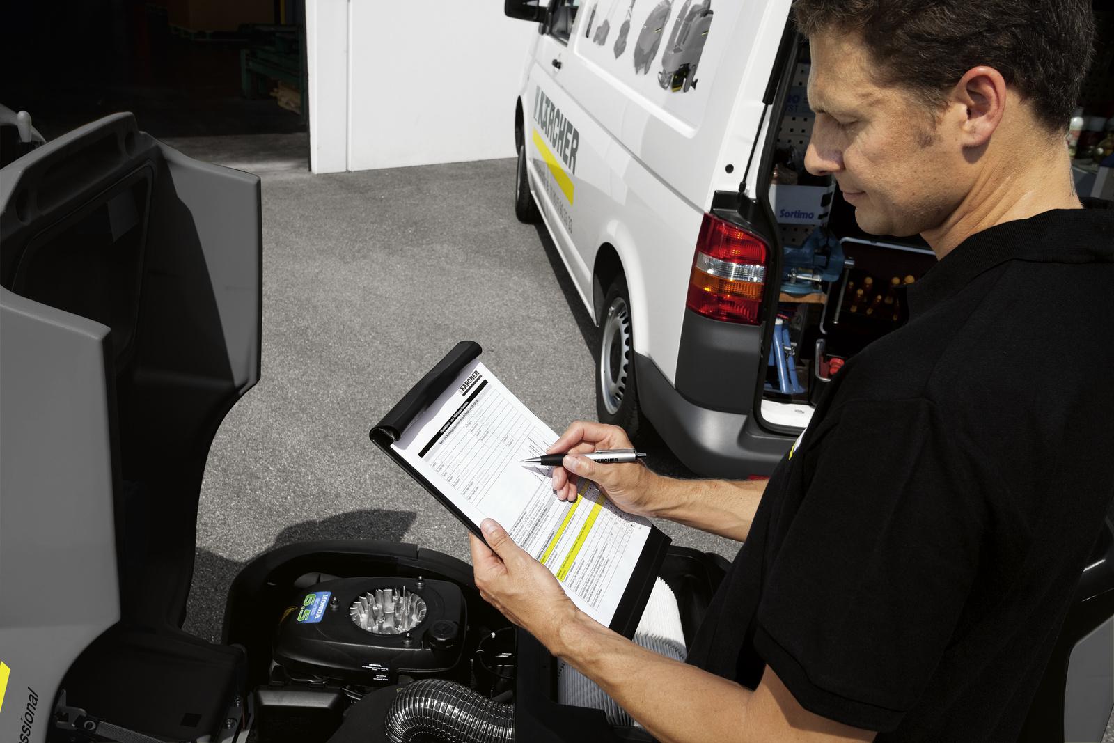 卡赫工商业产品全国统一用户保修指南