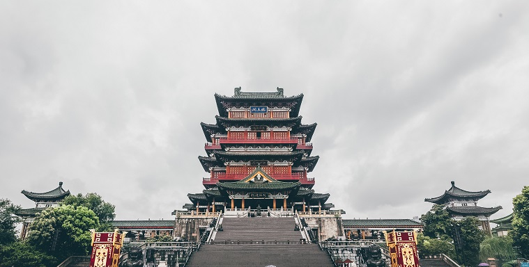 滕王阁 - 南昌,中国