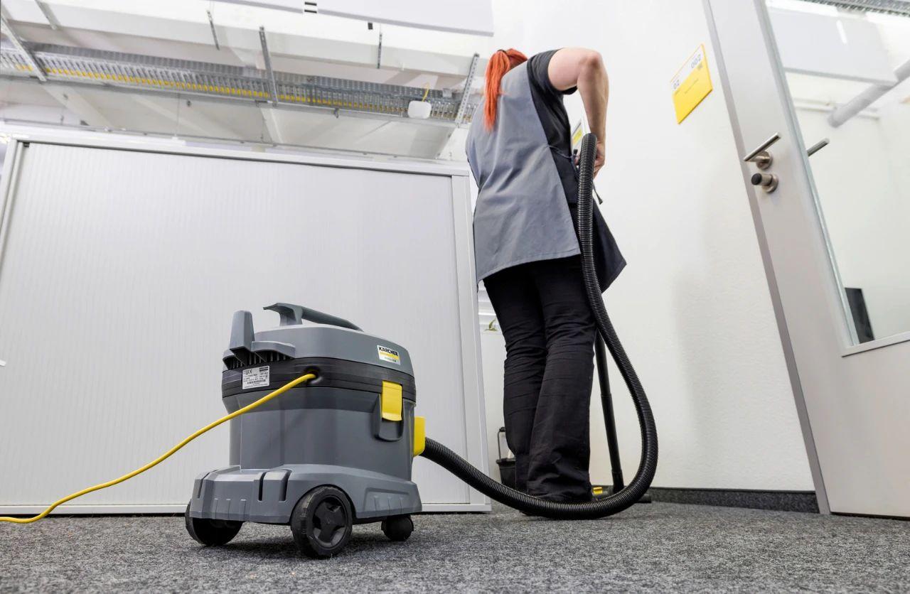 新品来袭   卡赫工商业新品T 11/1吸尘器上市