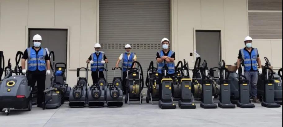 揭秘北京环球影城,背后的清洁英雄